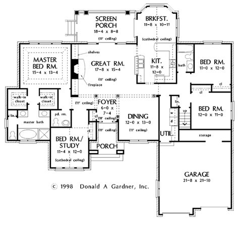 2200 sq ft house plans ranch style house plan 4 beds 2 5 baths 2200 sq ft plan 929 301 floorplans com