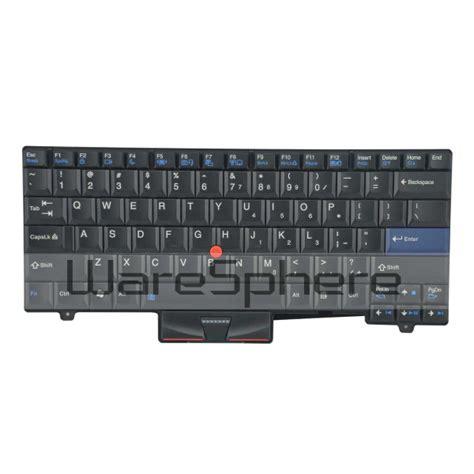 New Keyboard Laptop Ibm Lenovo Thinkpad L410 L412 L420 L510 L512 Sl41 keyboard for lenovo ibm thinkpad l512 45n2353 mp 08j83us 387