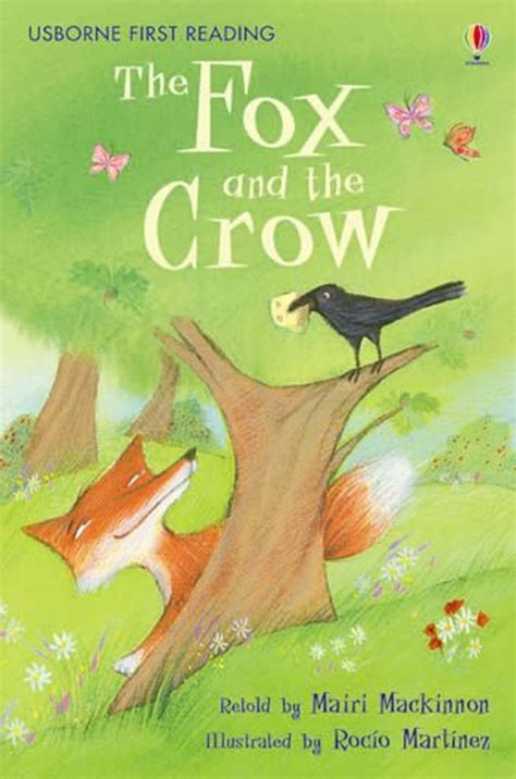 the fox and the the fox and the crow at usborne books at home