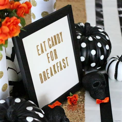 kate spade desk clock kate spade halloween tablescape everyday starlet
