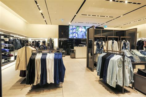 17 best ideas about zara store on zara trousers topshop and zara interior of zara fashion clothes store editorial