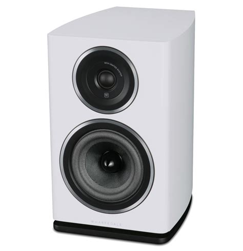 wharfedale 11 2 bookshelf speakers white sandex