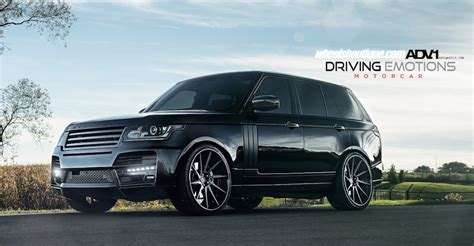 range rover custom wheels adv1 wheels look good on startech range rover