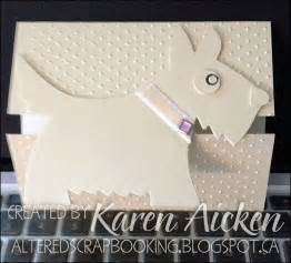 altered scrapbooking sympathy card