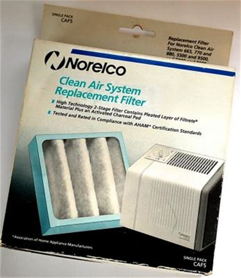 philips hr4977 norelco clean air system filter universal replacement caf5 new ebay