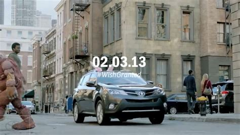 Toyota Bowl Commercial Best Bowl 2013 Commercials Toyota Quot I Wish Quot Starring