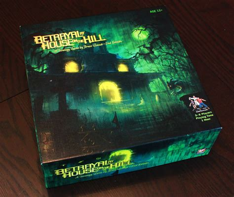 betrayal at house on the hill board game analysis betrayal at house on the hill liten sk 229 ning