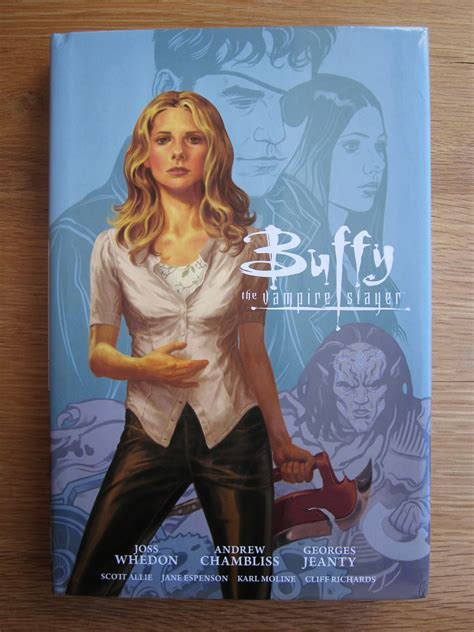 buffy season 11 volume 2 one in all the world my absolute collection buffy the slayer season 9