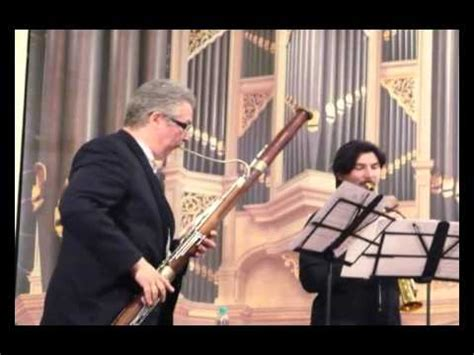 sonata music house teleman sonata f moll a maiorov basson and poe quartet saxes yekaterinburg music