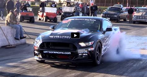 fastest stock mustang world s fastest ecoboost mustang drag racing cars