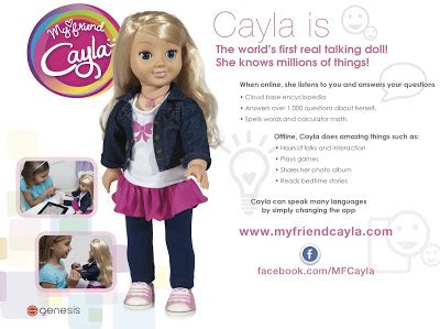 can you use my friend cayla without the app tilton reviews my friend cayla the interactive