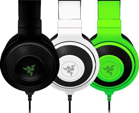 Original Razer Kraken Pro Esports Gaming Headset Green Rz04 razer kraken pro esports gaming headset