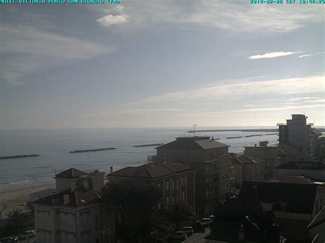 porto san giorgio meteo live porto san giorgio panorama di porto san giorgio
