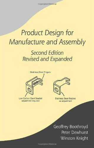 design for manufacturability handbook dfma design for manufacturing and assembly hubpages