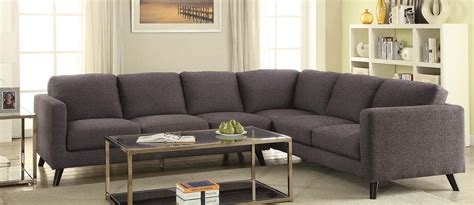 Sectional Sofa Prices Azalea Cocoa Bean Fabric Sectional Sofa Quality