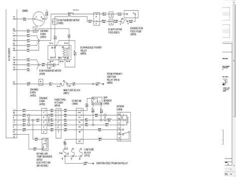 2005 International 4300 Wiring Diagram Wiring Forums