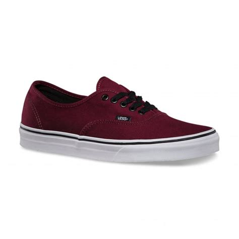 Vans Authentic Sneakers vans authentic turnschuhe sneakers rot brandalley
