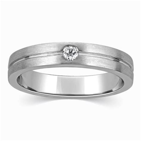 buy platinum rings and bands in india page 3