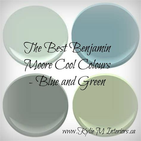 benjamin moore best greens the best benjamin moore cool paint colours blue and