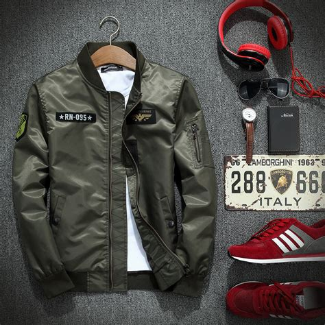 Jaket Bomber Mu Type B buy wholesale pilot airforce from china pilot airforce wholesalers aliexpress