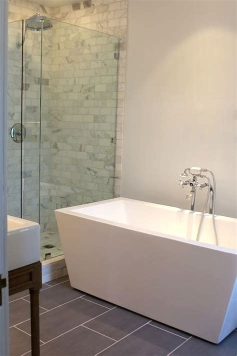 Free Standing Tub Shower by 22 Reasons You Need A Free Standing Tub Messagenote
