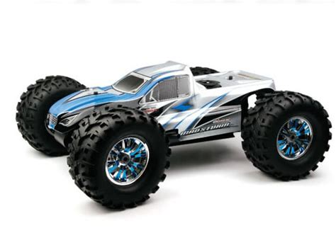 rc nitro monster trucks for sale new exceed rc 1 8 gp madstorm 2 4 ghz nitro monster truck