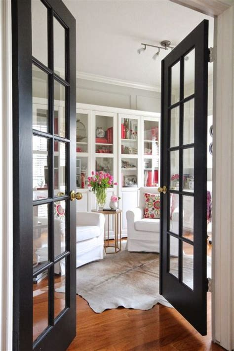 Living Room Glass Door Design 33 Stylish Interior Glass Doors Ideas To Rock Digsdigs