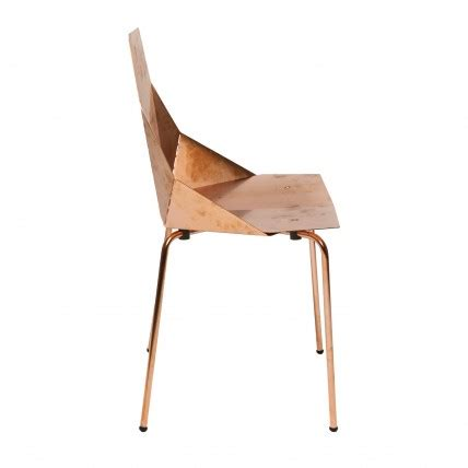 Copper Real Chair by Dot Real Copper Chair The Century House