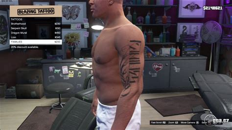 angel tattoo gta v tetov 225 n 237 franklin gta v grand theft auto 5 na gta cz