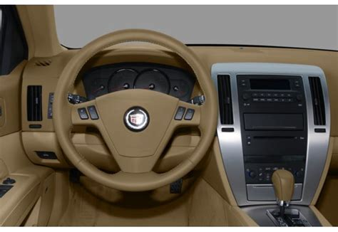 cadillac sts pictures  carsdirect