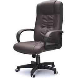 Brown Leather Desk Chairs Uk Brown Office Chair Pu Leather Computer Desk Office