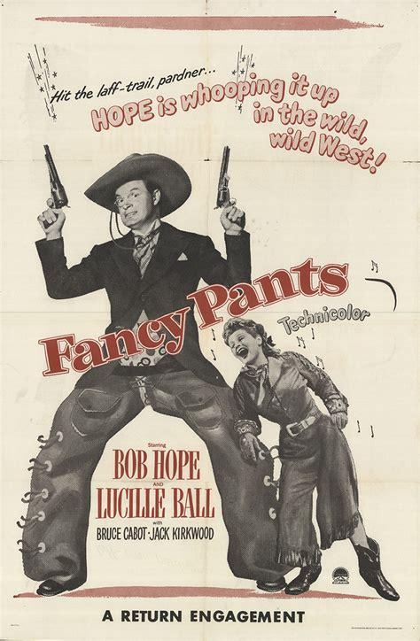 membuat poster ff fancy fancy pants 1962 original movie poster fff 16471