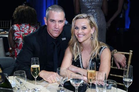 reese witherspoon husband jim toth party  friends