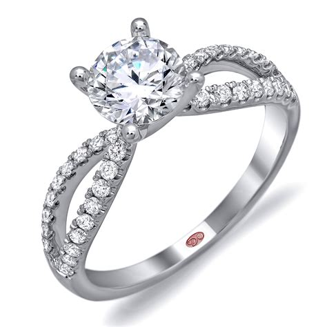 Wedding Jewelry Rings by Designer Engagement Rings Dw6103