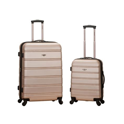 rockland home depot 28 images rockland 4 luggage set