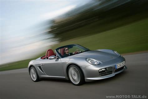 Porsche Boxster Rs by Boxster Rs 60 Spyder Porsche Boxster 987 3 4 Rs 60 Test