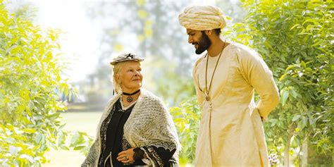 film queen victoria and abdul karim victoria abdul movie trailer released