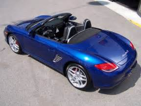 Blue Porsche Q3 Porsche Blue