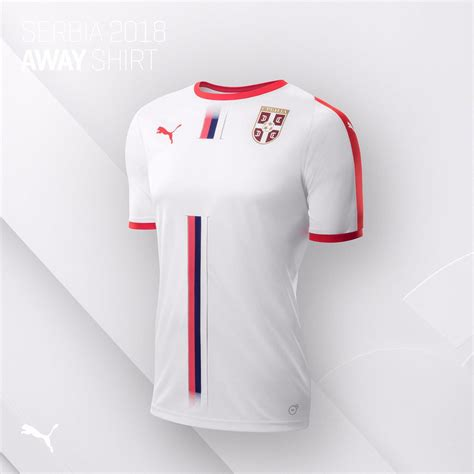 Serbia World Cup Serbia 2018 World Cup Away Kit Revealed Footy Headlines
