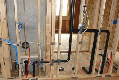 New Construction Plumbing Layout   Terry Love Plumbing