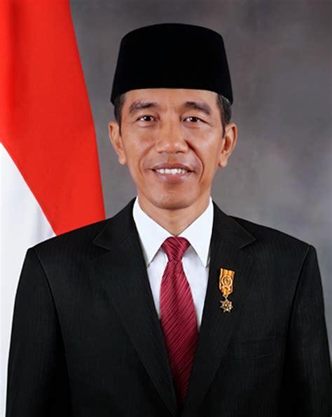 biodata jokowi dan wakilnya biodata presiden indonesia joko widodo jokowi