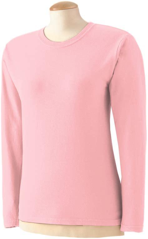 comfort colors blossom comfort colors 5 4 oz ladies long sleeve t shirt c3014