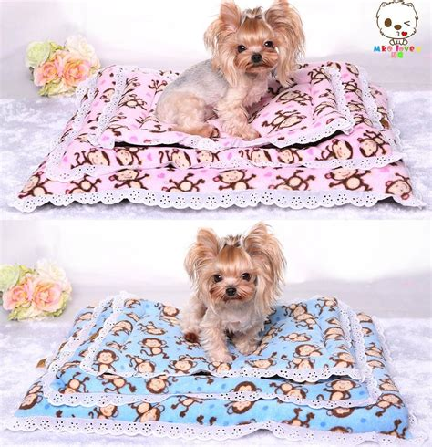 Cutest Cats Pet Pet Pet Product 4 by Pink Blue Coral Velvet Pet Dogs Beds High Quality