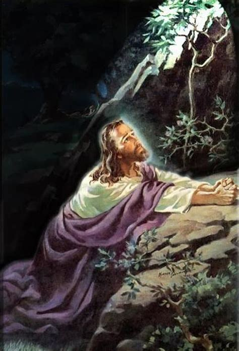 koopok pictures of jesus praying