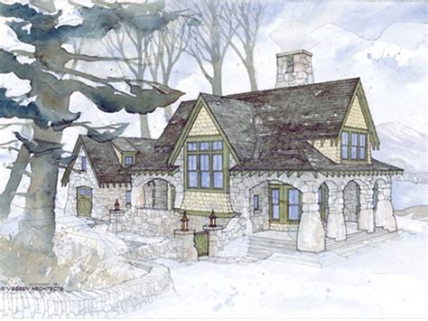 eplans european english cottage house plan 4142 square 341 best images about house plans on pinterest house