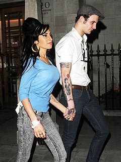 Winehouse And New Hubby In Spat by Winehouse And Ex Husband Rekindle Their