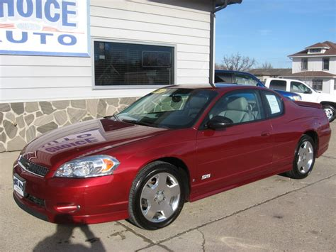 security system 2007 chevrolet monte carlo user handbook 2007 chevrolet monte carlo for sale in carroll ia
