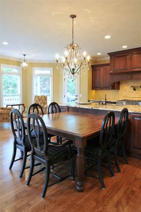 island kitchen table combo 16 best kitchen island table combo images on pinterest