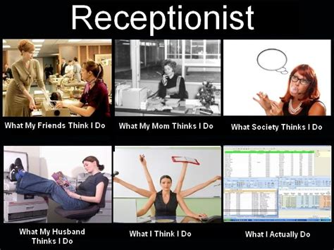 fun facts  receptionists google search customer