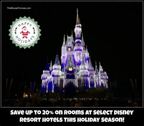 disney parks offers holiday season dining vouchers to save disney world discounts codes specials and deals